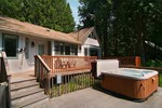 Вилла White Water Retreat, Vacation Rental at Skykomish