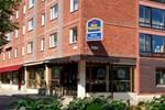 Отель Best Western Hotel Esplanade