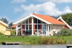 Апартаменты Three-Bedroom Holiday home in Otterndorf 8
