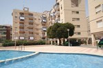 Апартаменты One-Bedroom Apartment Santa Pola with an Outdoor Swimming Pool 05