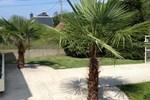 Апартаменты Gîte des 2 palmiers
