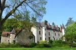 Гостевой дом Château de Planches - Parc de Lesseps