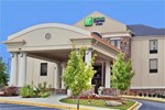 Отель Holiday Inn Express Hotel & Suites Covington