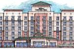 Отель Hilton Garden Inn San Antonio/Rim Pass Drive