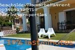 Modern Beachside Villa Marbella