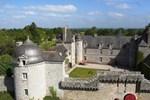 Апартаменты Château de la Touche