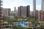 Апартаменты Apartamento Benidorm Rincon de Loix