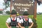 Отель Andreashof