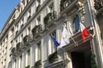 Отель Intercontinental Paris-Avenue Marceau