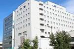Отель Court Hotel Asahikawa