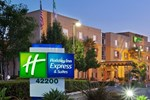 Отель Holiday Inn Express Fremont - Milpitas Central