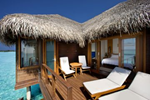 Отель Sheraton Maldives Full Moon Resort & Spa