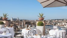 Intercontinental De La Ville Rome