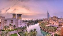 Al Qasr Hotel, Madinat Jumeirah