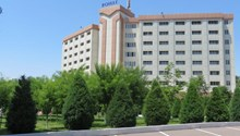 Отель Рохат