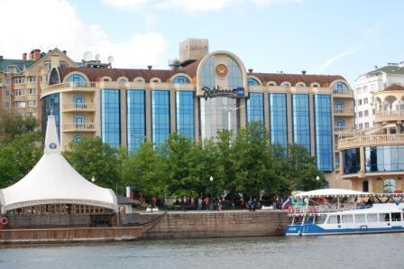 гостиницы на м4 ростова на дону