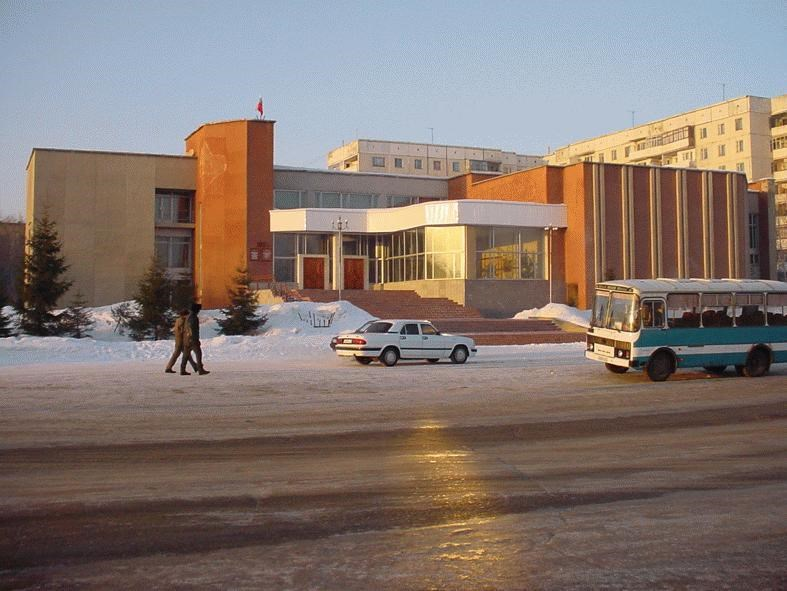 Заринск Алтайский край