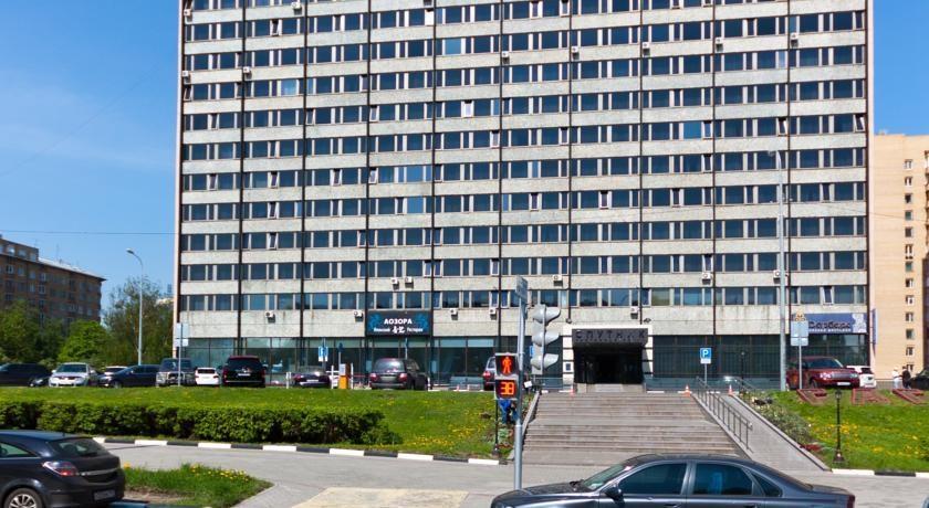 фото гостиница спутник москва