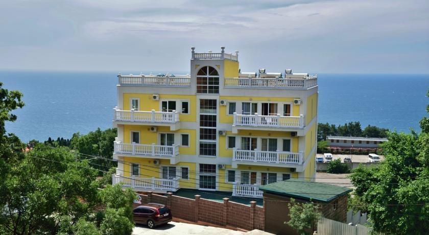 Отели и гостиницы в Алупке
