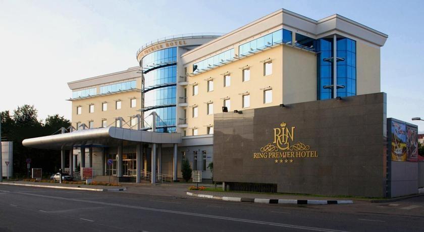 Отель, гостиница, Ring Premier Hotel, Ярославль, отзывы, фото.