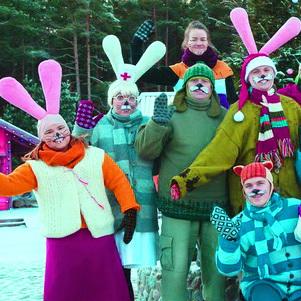 Новый год в Эстонии