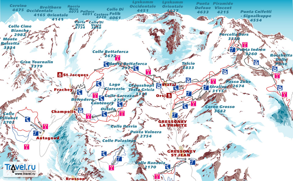 Интерактивные карты