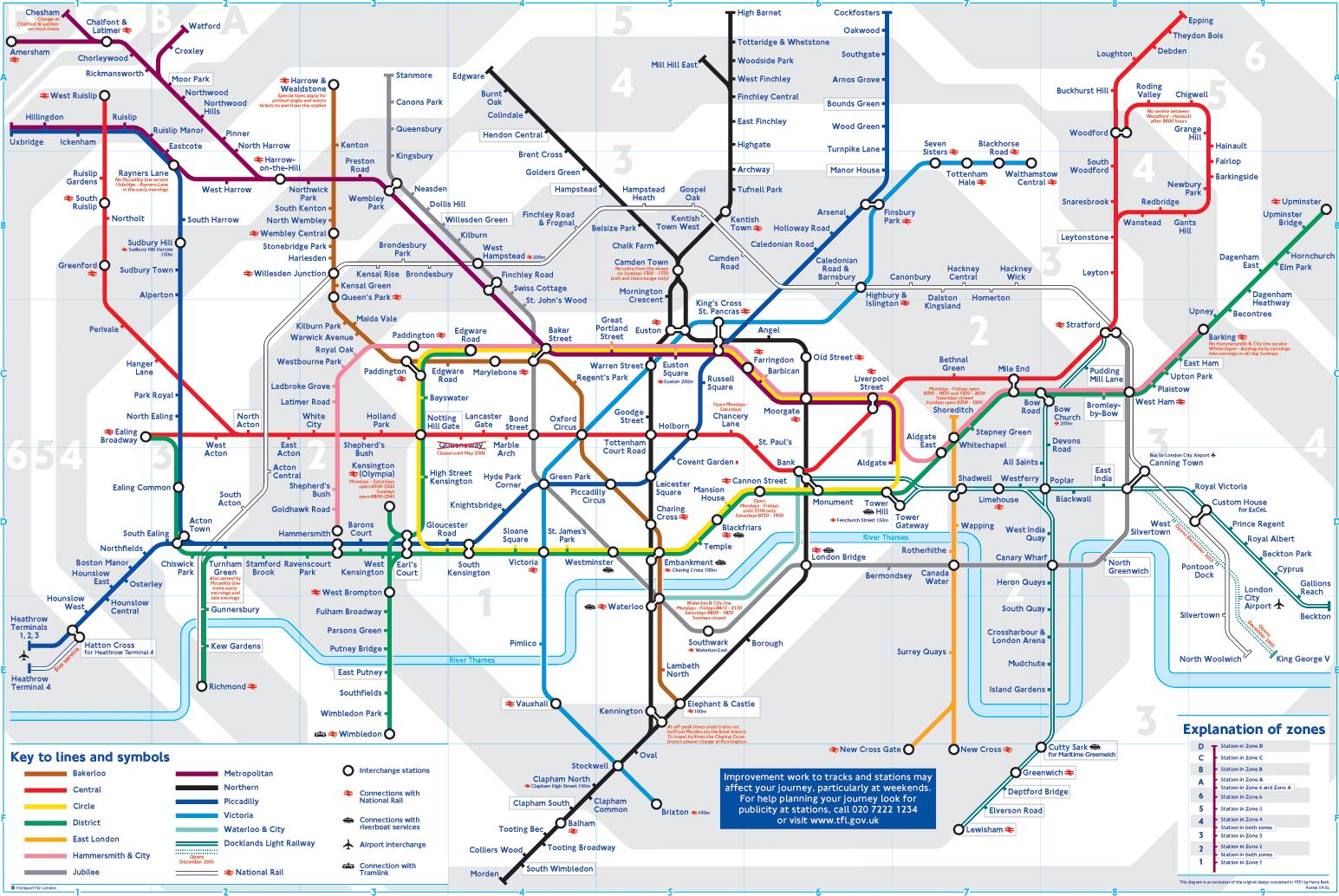 фото метро лондон