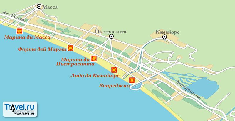 Resorts Toscana Mare