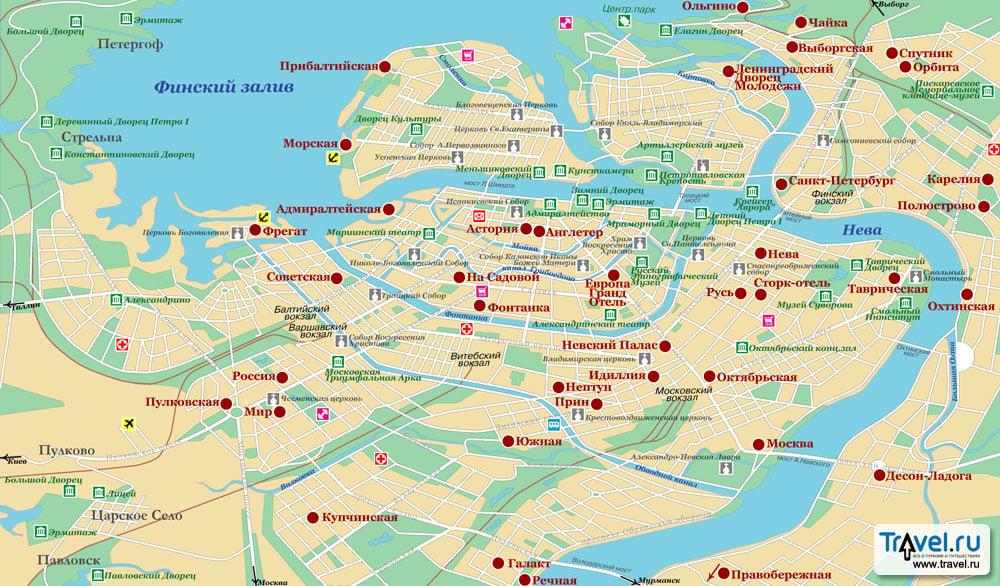 карта санкт-петербург скачать бесплатно - фото 2