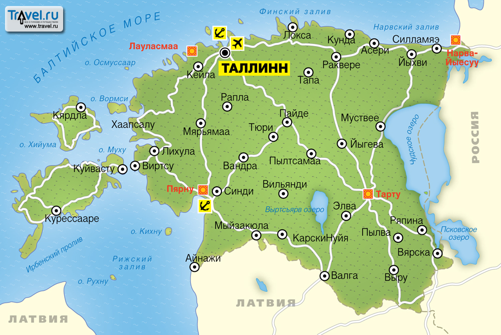 Карты городов России и мира на KartaMiRu