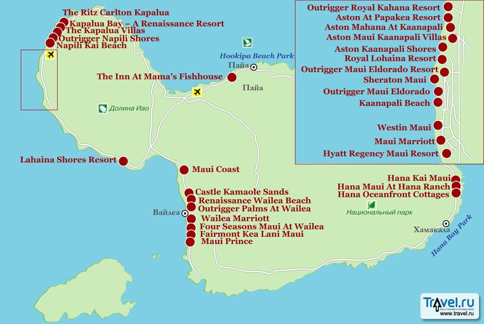 Карта Города Спрингфилд
