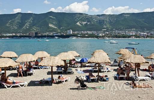 Пляжи Геленджика Карта и описание пляжей 83