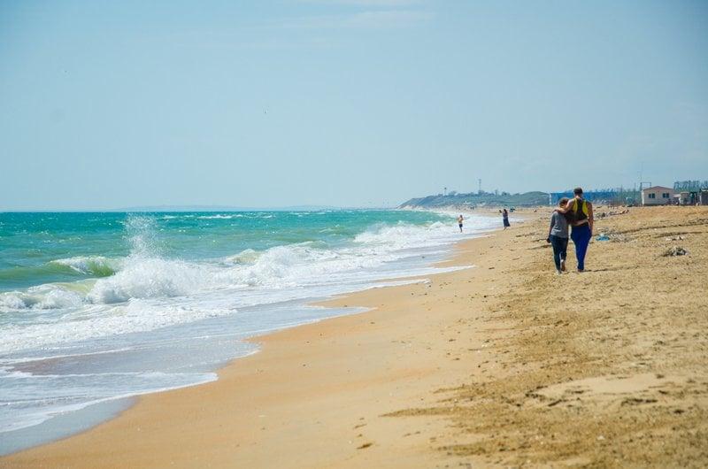 Благовещенка фото поселка и пляжа