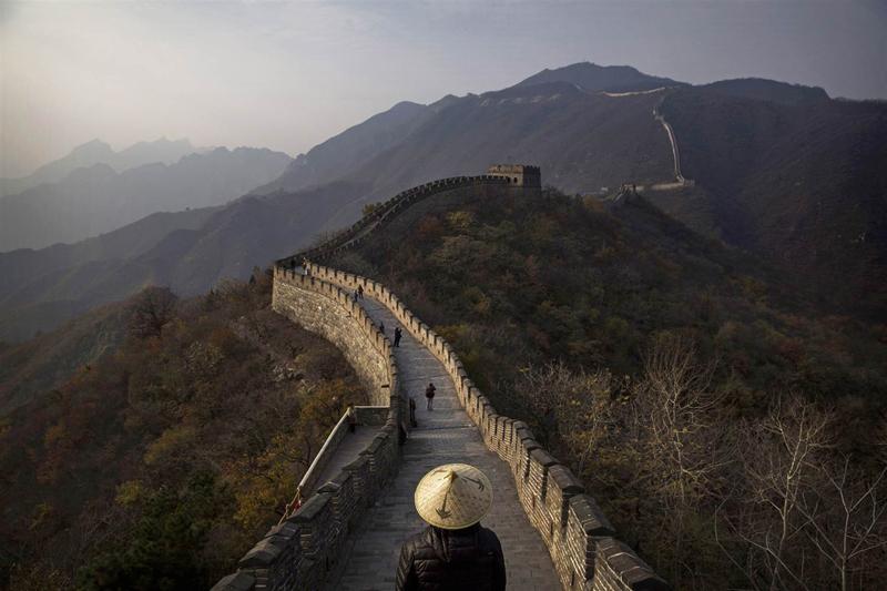 Почти треть Великой Китайской стены исчезла навсегда