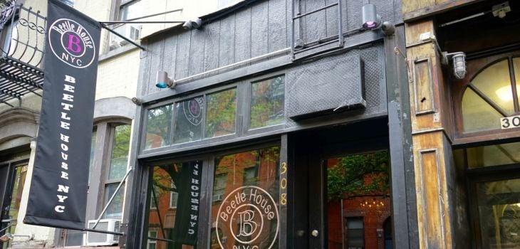 В Нью-Йорке открылся тематический ресторан, посвященный фильмам Бёртона