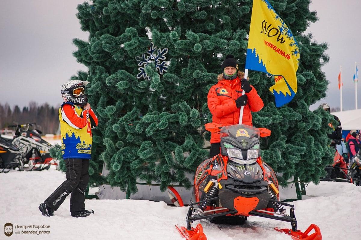 В Архангельской области пройдет снегоходный фестиваль