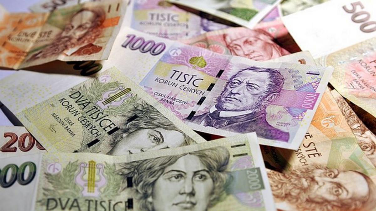 Чехия за money