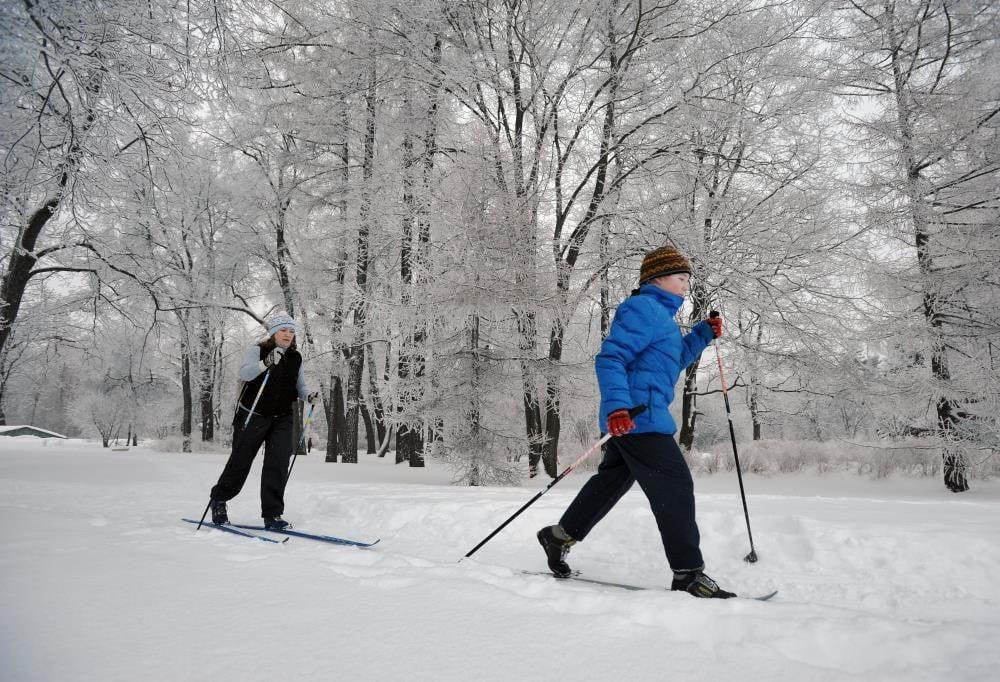 В Москве откроются катки и нетающие лыжные трассы