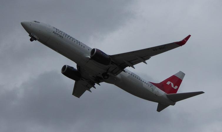 Nordwind Airlines сократила число рейсов Москва - Ростов