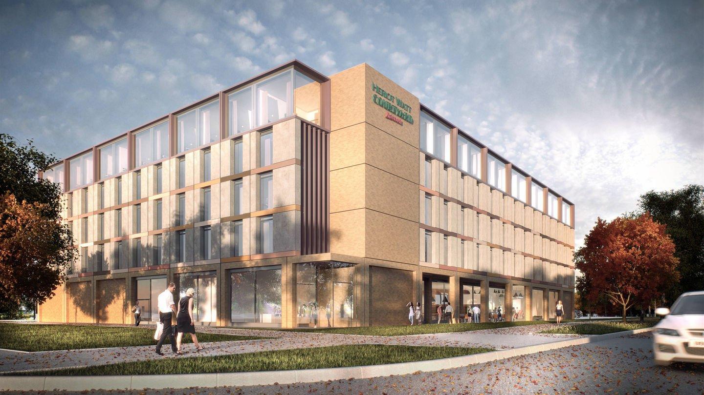В Эдинбурге открылся новый отель