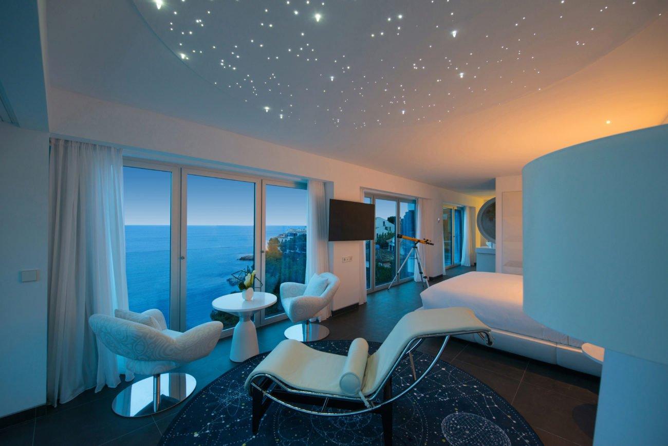 Испанский отель предлагает номер для астрономов-любителей