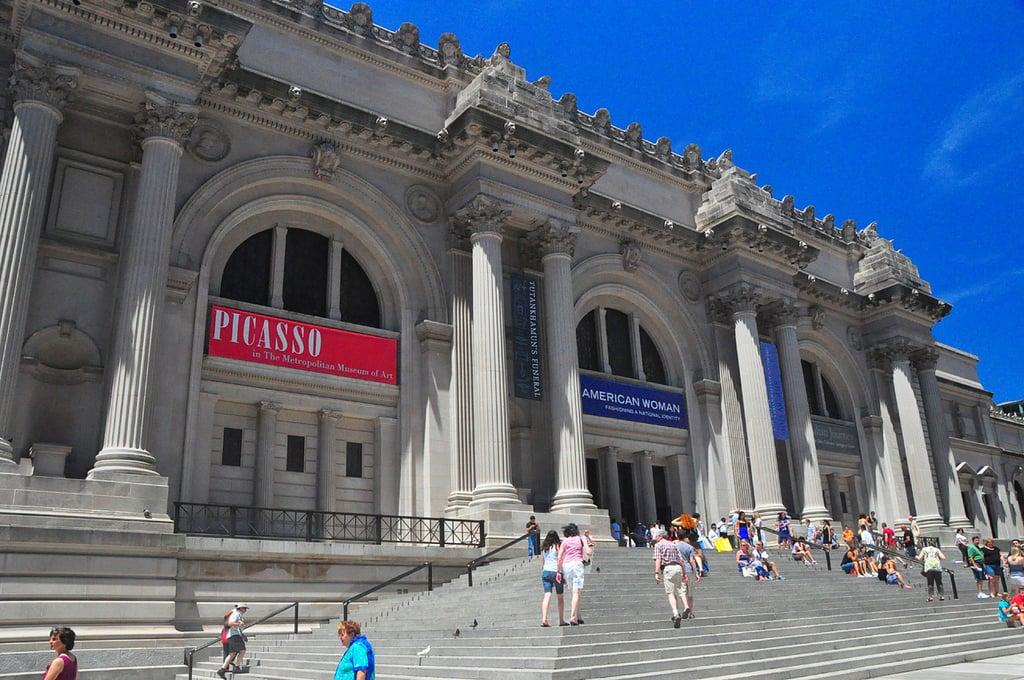 Впервые за полвека музей Метрополитен в Нью-Йорке вводит платные билеты