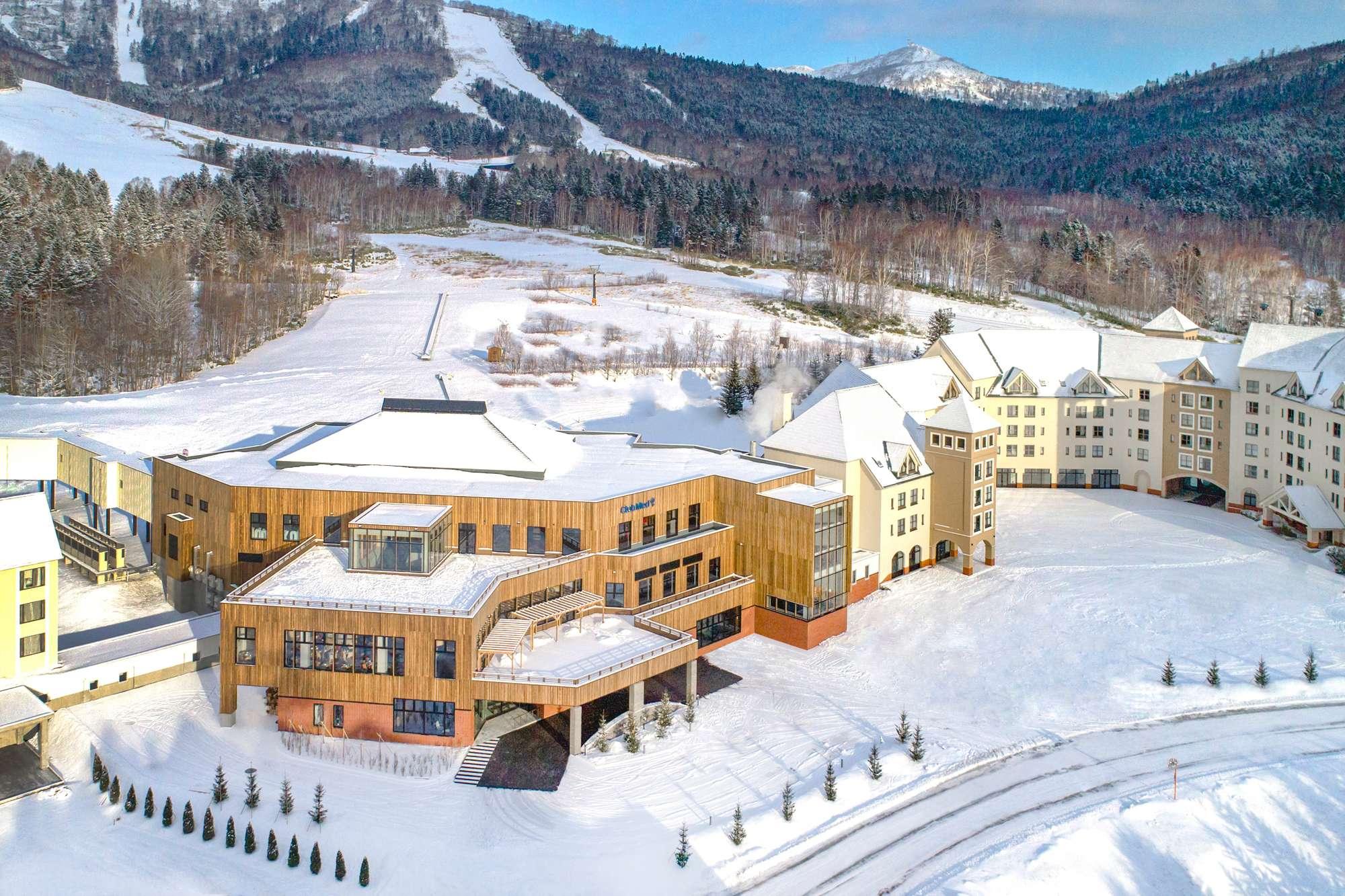 В Японии открылся горнолыжный отель Club Med