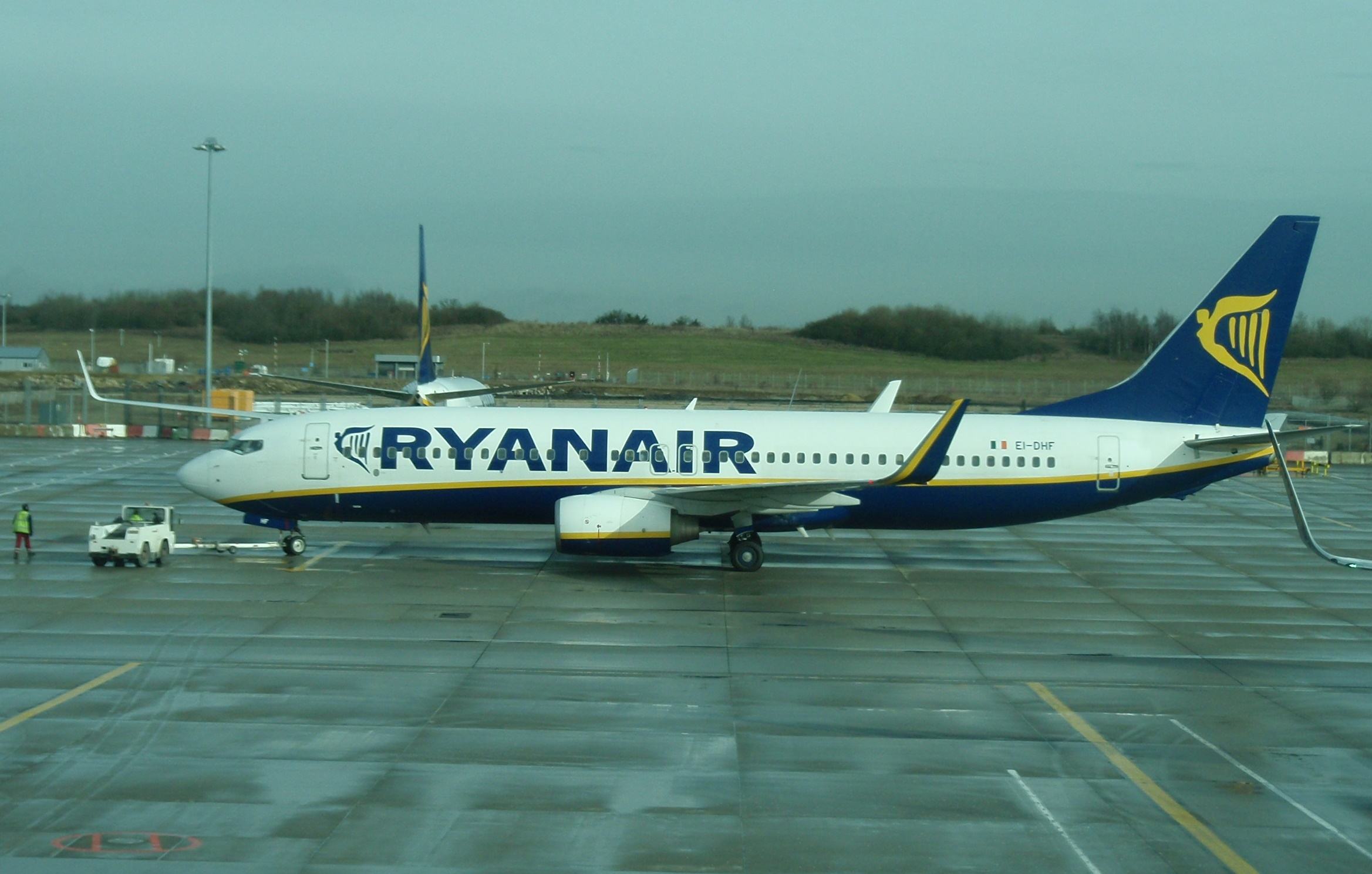 Ryanair откроет 14 маршрутов в Иорданию