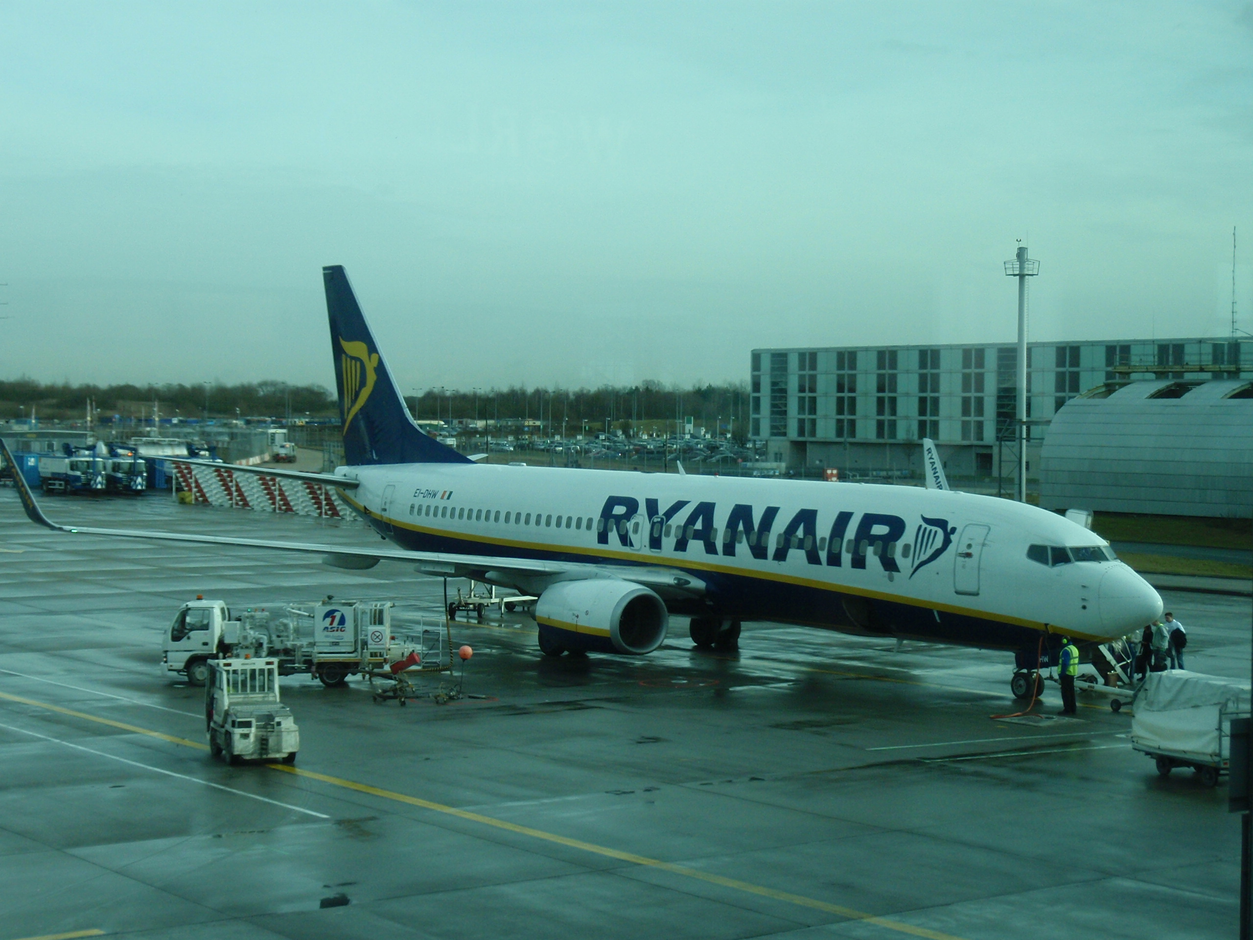 Ryanair не удалось заставить пассажиров платить за ручную кладь