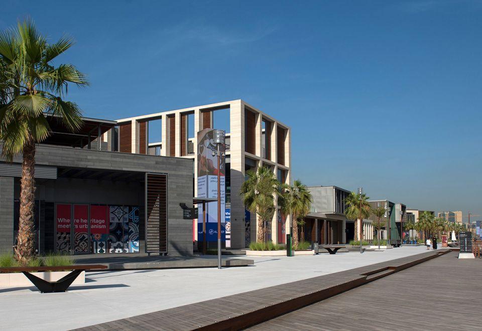 В Дубае открылся бюджетный отель Zabeel House