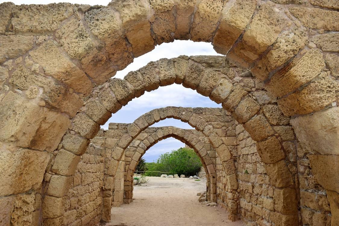 В Израиле открылся маршрут по следам крестоносцев