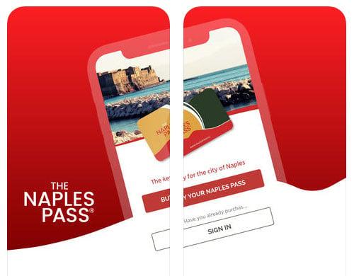 Картинки по запросу В Неаполе появилась скидочная карта для туристов
