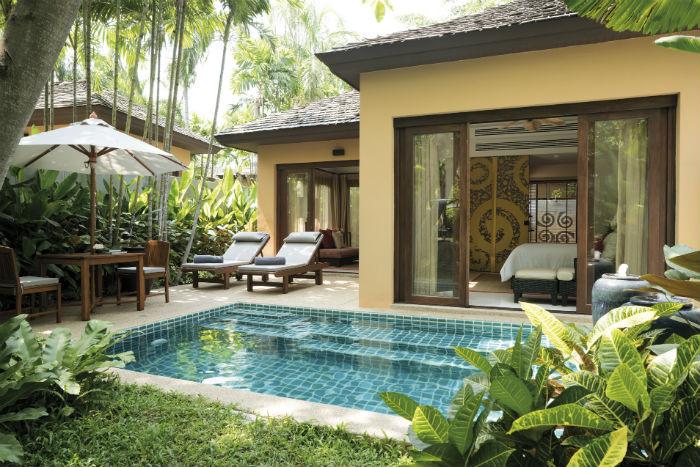 В Таиланде открылся новый отель Mövenpick