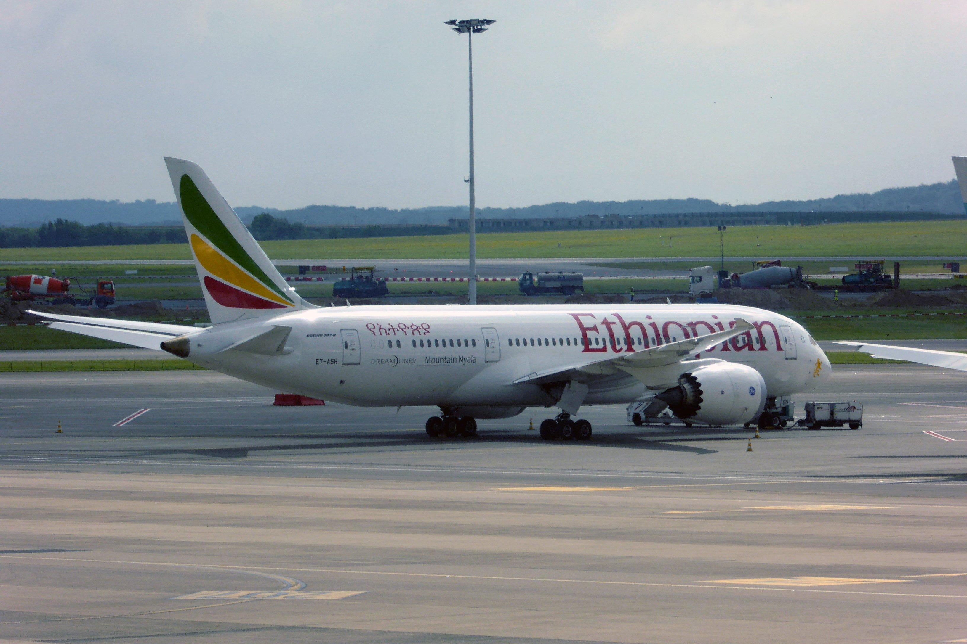 Ethiopian Airlines решила летать из Аддис-Абебы в Москву напрямую